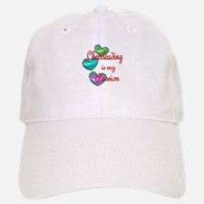 Cheerleading Passion Baseball Baseball Cap