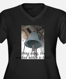Ding dong, the wicked witch is here! Women's Plus