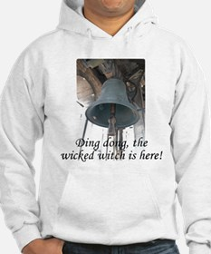 Ding dong, the wicked witch is here! Hoodie