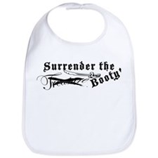 Surrender The Booty! Bib