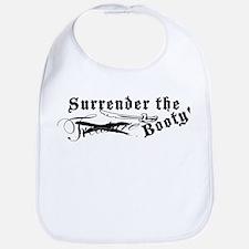 Surrender The Booty! Bib