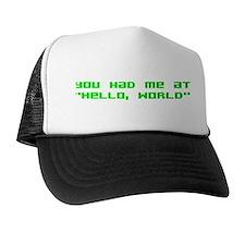 Hello World Trucker Hat