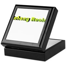 Antony Racing Logo Keepsake Box