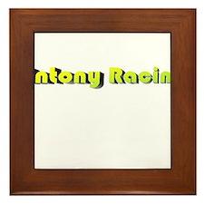 Antony Racing Logo Framed Tile