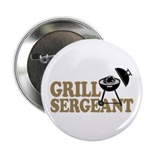 """Grill Sergeant - Cooking 2.25"""" Button"""