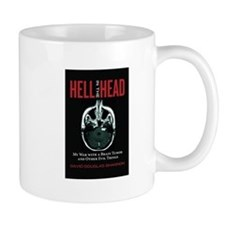 Hell in the Head -- the Bookcover Mug
