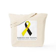 PTSD & TBI Awareness Tote Bag