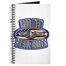 US Navy Submarine Service Iron Men Journal