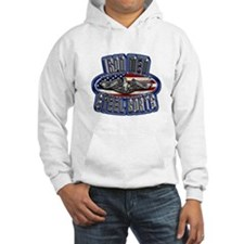 US Navy Submarine Service Iron Men Hoodie