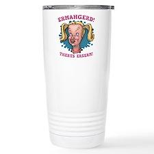 Ermahgerd! Therts Erserm! Travel Mug