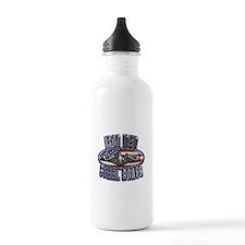 US Navy Submarine Service Steel Boats Water Bottle