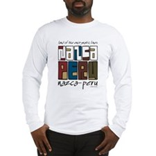 Nazca Peru Long Sleeve T-Shirt