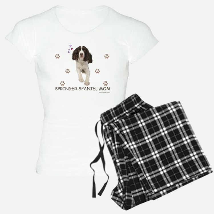 Springer Spaniel Mom Pajamas