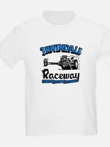 Irwindale Raceway Kids T-Shirt