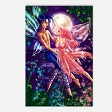 """Fairy lovers"" Postcards (Package of 8)"