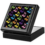 Cute Gift For Music Teacher Keepsake Box