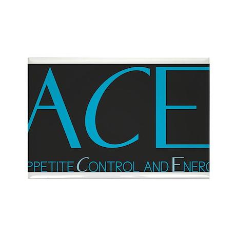 ACE logo Rectangle Magnet