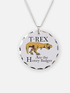 T REX Ate Necklace