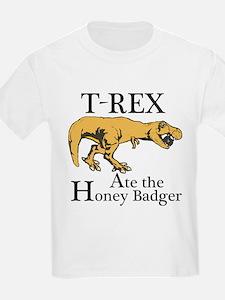 T REX Ate T-Shirt