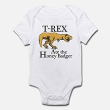 T REX Ate Infant Bodysuit