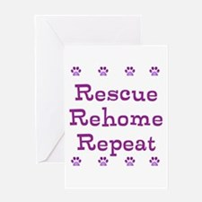 The 3 Rs needed for successful fostering! Greeting