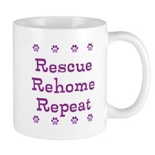 The 3 Rs needed for successful fostering! Mug