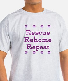 The 3 Rs needed for successful fostering! T-Shirt