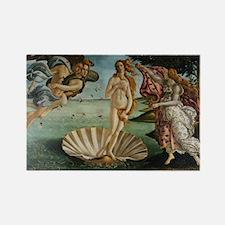 Birth of Venus - Sandro Botticelli Rectangle Magne