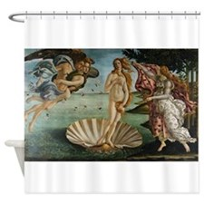 Birth of Venus - Sandro Botticelli Shower Curtain