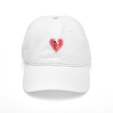 Interracial Love & Relationsh Baseball Cap
