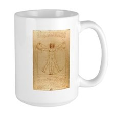 The Vitruvian Man Mug