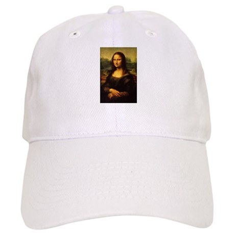 Mona Lisa- Leonardo da Vinci Cap