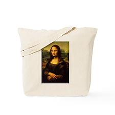 Mona Lisa - Leonardo da Vinci Tote Bag
