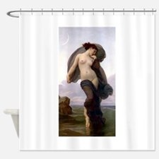Bouguereau Evening Mood Shower Curtain