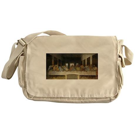 The Last Supper - Leonardo da Vinci Messenger Bag