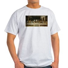 The Last Supper - Leonardo da Vinci T-Shirt