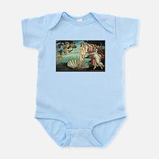 The Birth of Venus - Sandro Botticelli Infant Body