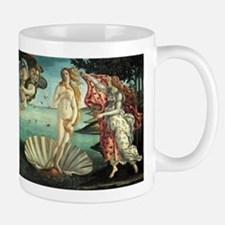 The Birth of Venus - Sandro Botticelli Small Mugs