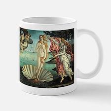 The Birth of Venus - Sandro Botticelli Small Mugs