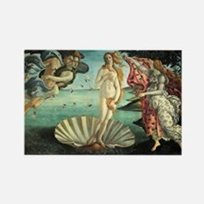 The Birth of Venus - Sandro Botticelli Rectangle M