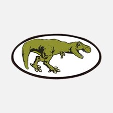 T rex 4 Patches