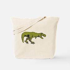 T rex 4 Tote Bag