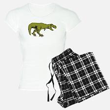 T rex 4 Pajamas