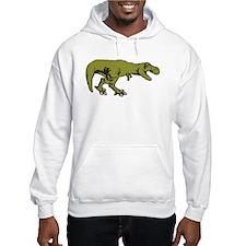 T rex 4 Hoodie