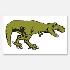 T rex 4 Decal