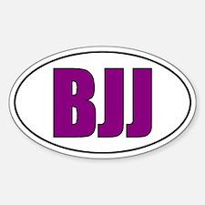BJJ - Purple Belt Decal