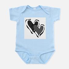 Interracial Love Infant Creeper