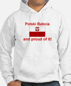 Polish Babcia(Grandmother) Hoodie
