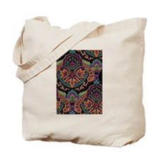 Carpet Design Tote Bag