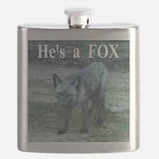 He's a FOX Flask